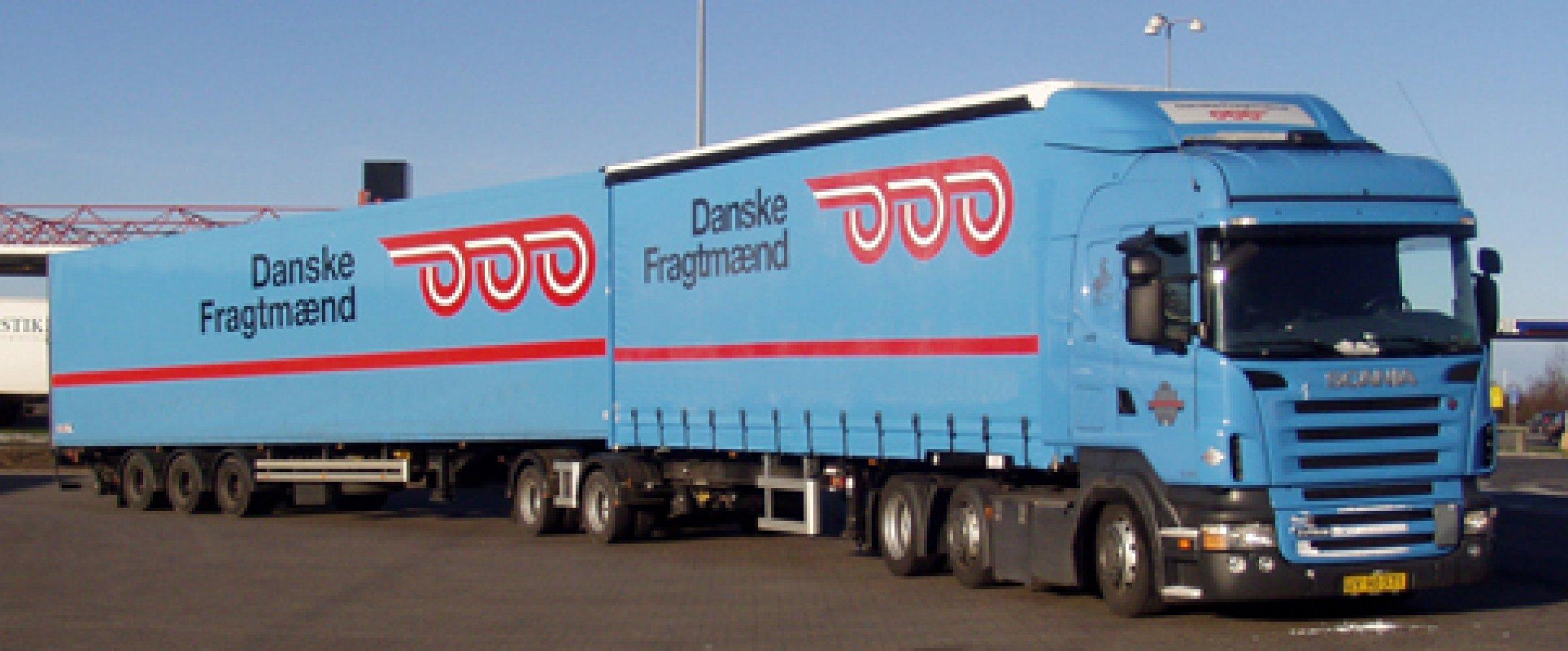 danske fragtmænd express