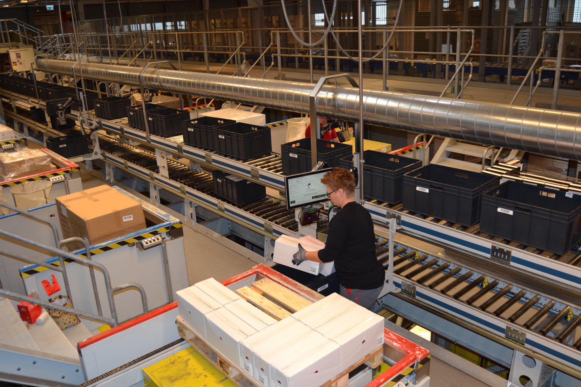 Coop Skruer Op For Lagerautomatiseringen Scmdk